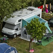 Coach built motorhomes
