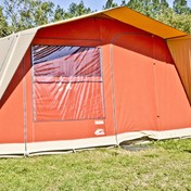 Cabanon 6 berth hire tent